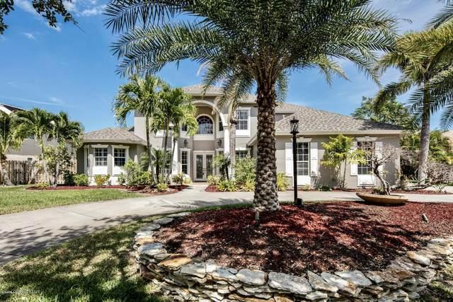 720 Nightingale Drive, Melbourne, FL 32903 (MLS #889132) :: Premium Properties Real Estate Services