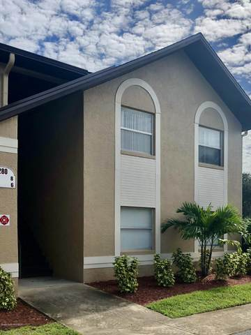 280 Spring Drive #6, Merritt Island, FL 32953 (MLS #889140) :: Engel & Voelkers Melbourne Central