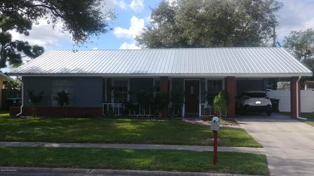 790 Cobblestone Lane NE, Palm Bay, FL 32905 (MLS #889147) :: Coldwell Banker Realty
