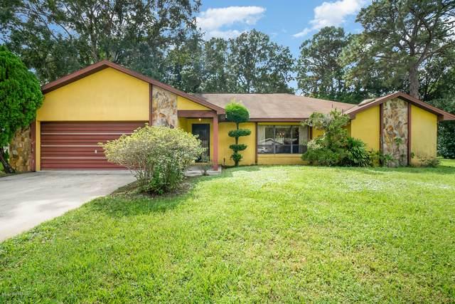 4775 Longbow Drive, Titusville, FL 32796 (MLS #889150) :: Premium Properties Real Estate Services