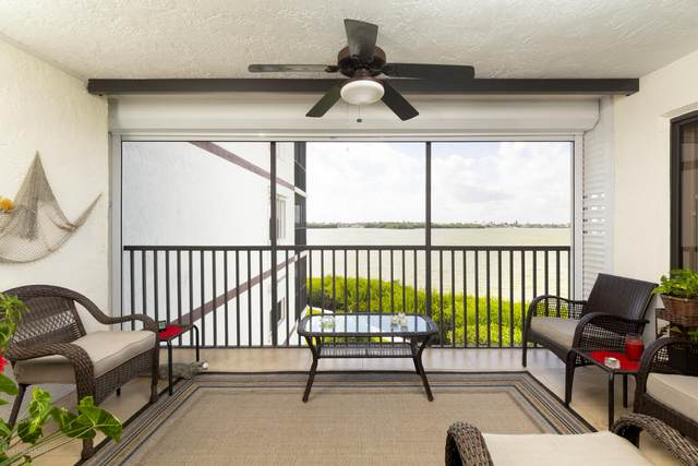 3609 S Banana River Boulevard #306, Cocoa Beach, FL 32931 (MLS #889151) :: Engel & Voelkers Melbourne Central
