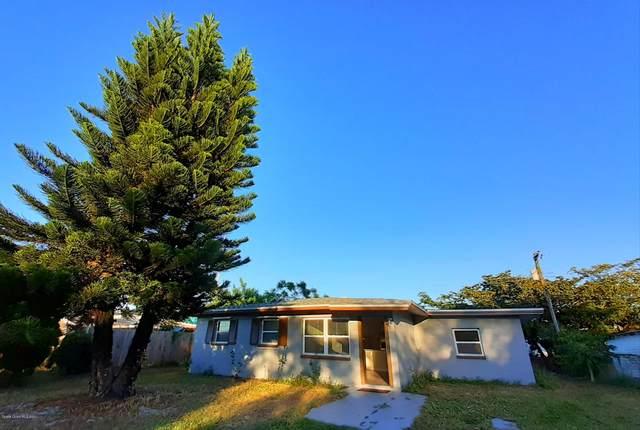 4109 Robinhood Drive, Melbourne, FL 32935 (MLS #889158) :: Engel & Voelkers Melbourne Central