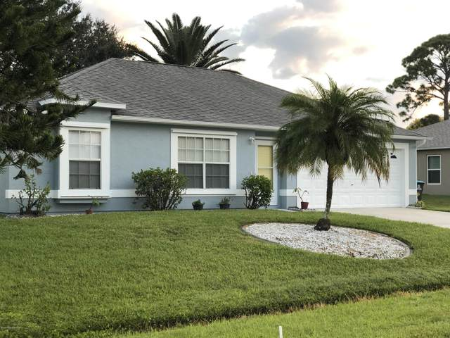 755 Norse Street NW, Palm Bay, FL 32907 (MLS #889168) :: Engel & Voelkers Melbourne Central