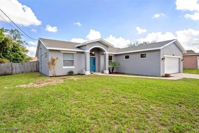 6447 Bamboo Avenue, Cocoa, FL 32927 (MLS #889173) :: Armel Real Estate