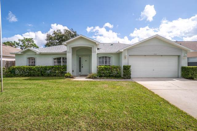 2103 Santa Lucia Circle, Melbourne, FL 32935 (#889182) :: The Reynolds Team/ONE Sotheby's International Realty