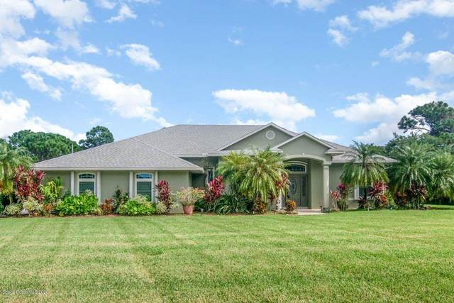 5683 Cypress Creek Drive, Grant Valkaria, FL 32949 (MLS #889185) :: Engel & Voelkers Melbourne Central