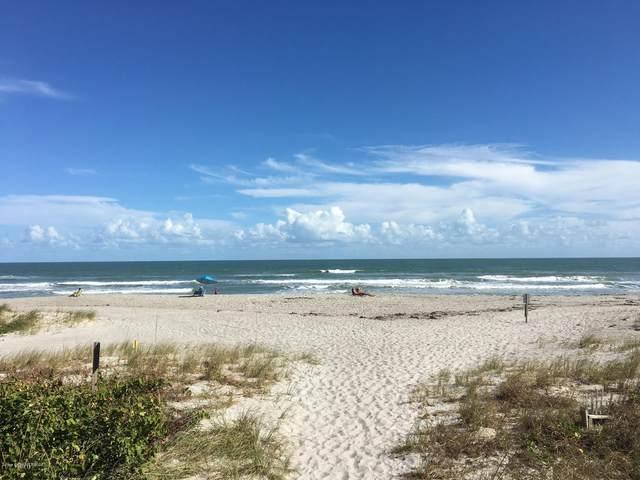 7400 Ridgewood Avenue #114, Cape Canaveral, FL 32920 (MLS #889208) :: Premium Properties Real Estate Services