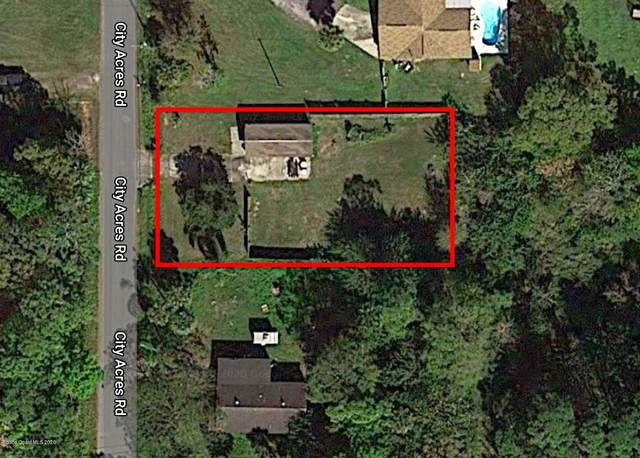 2085 City Acres Road, Melbourne, FL 32904 (MLS #889217) :: Premium Properties Real Estate Services