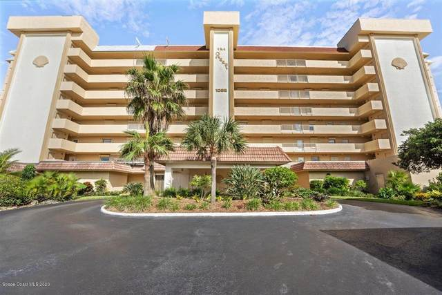 1095 N Highway A1a #702, Indialantic, FL 32903 (MLS #889220) :: Coldwell Banker Realty