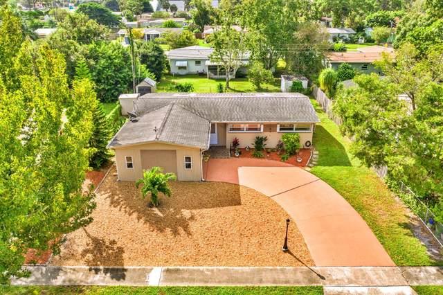 1007 Medallion Drive, Rockledge, FL 32955 (MLS #889316) :: Premium Properties Real Estate Services
