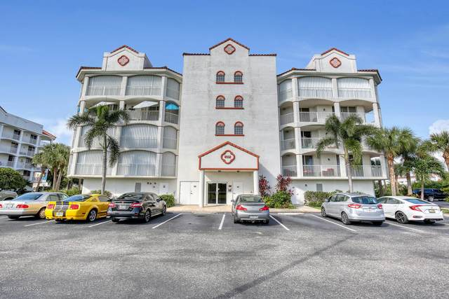 8932 Laguna Lane #301, Cape Canaveral, FL 32920 (MLS #889324) :: Engel & Voelkers Melbourne Central