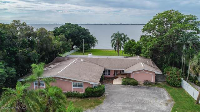 204 Riverside Drive, Melbourne Beach, FL 32951 (MLS #889373) :: Coldwell Banker Realty