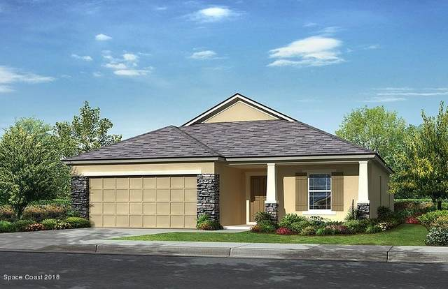 3800 Whimsical Circle, Rockledge, FL 32955 (MLS #889394) :: Coldwell Banker Realty
