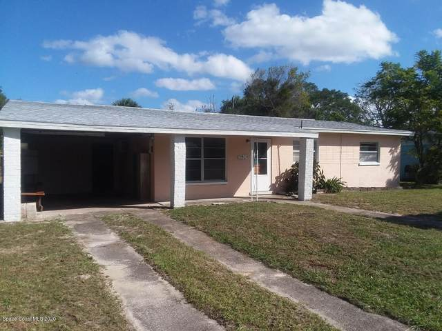 435 Lakeview Avenue, Titusville, FL 32796 (MLS #889397) :: Premium Properties Real Estate Services