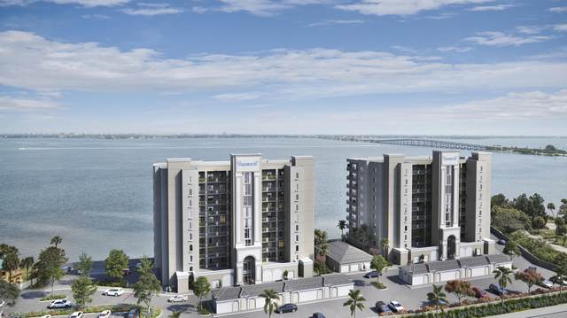 1435 S Harbor City Boulevard #703, Melbourne, FL 32901 (MLS #889428) :: Premium Properties Real Estate Services