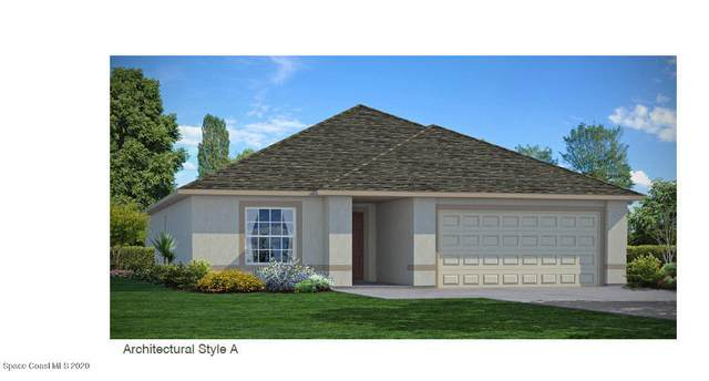 820 SW Corbin Circle SW, Palm Bay, FL 32908 (MLS #889447) :: Coldwell Banker Realty