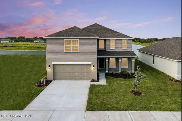 804 SW Corbin Circle SW, Palm Bay, FL 32908 (MLS #889450) :: Coldwell Banker Realty