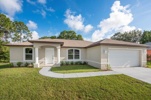 743 Talmagde Avenue SE, Palm Bay, FL 32909 (MLS #889456) :: Blue Marlin Real Estate