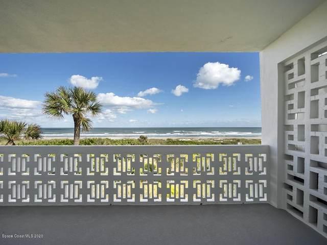 4800 Ocean Beach Boulevard #311, Cocoa Beach, FL 32931 (MLS #889468) :: Premium Properties Real Estate Services