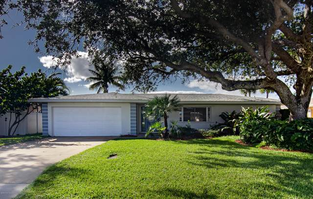 55 Yacht Haven Drive, Cocoa Beach, FL 32931 (MLS #889501) :: Premium Properties Real Estate Services