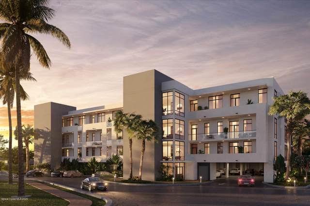 205 Strand Drive #302, Melbourne Beach, FL 32951 (MLS #889510) :: Engel & Voelkers Melbourne Central