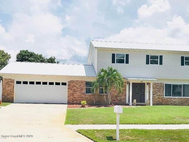 665 Ora Dell Avenue, Titusville, FL 32796 (MLS #889545) :: Premium Properties Real Estate Services