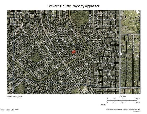 1587 Leeward Avenue SE, Palm Bay, FL 32909 (MLS #889560) :: Premium Properties Real Estate Services