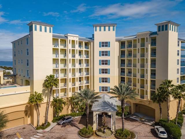 1437 Pineapple Avenue #301, Melbourne, FL 32935 (MLS #889570) :: Blue Marlin Real Estate
