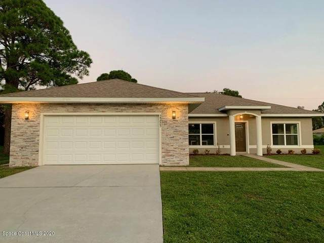 2255 Emerson Drive SE, Palm Bay, FL 32909 (MLS #889590) :: Coldwell Banker Realty