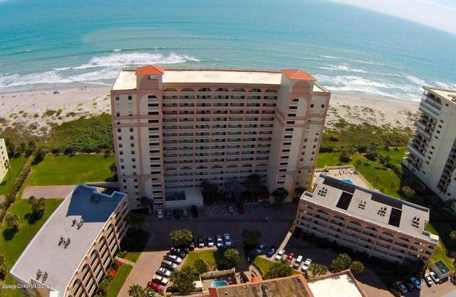 820 N Atlantic Avenue A102, Cocoa Beach, FL 32931 (MLS #889593) :: Premium Properties Real Estate Services
