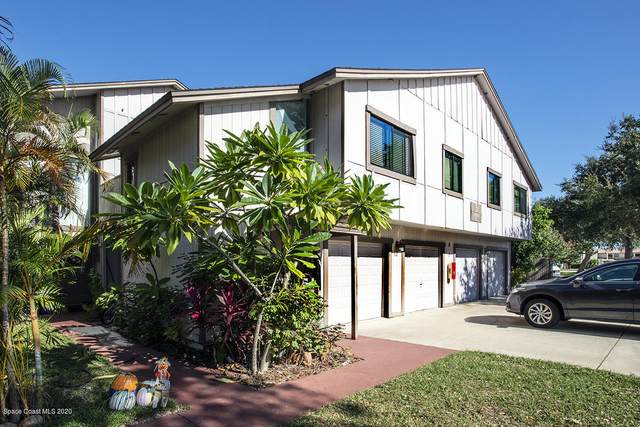 5 Fairway Drive #8, Cocoa Beach, FL 32931 (MLS #889607) :: Coldwell Banker Realty