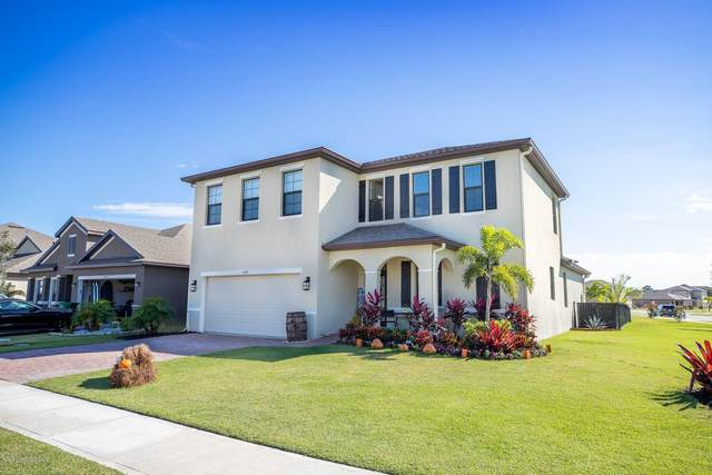 4209 Alligator Flag Circle, West Melbourne, FL 32904 (MLS #889620) :: Premium Properties Real Estate Services