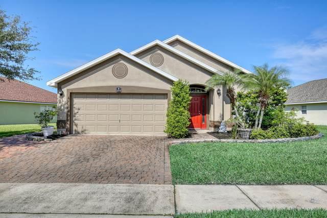 2371 Bridgeport Circle, Rockledge, FL 32955 (MLS #889643) :: Premium Properties Real Estate Services