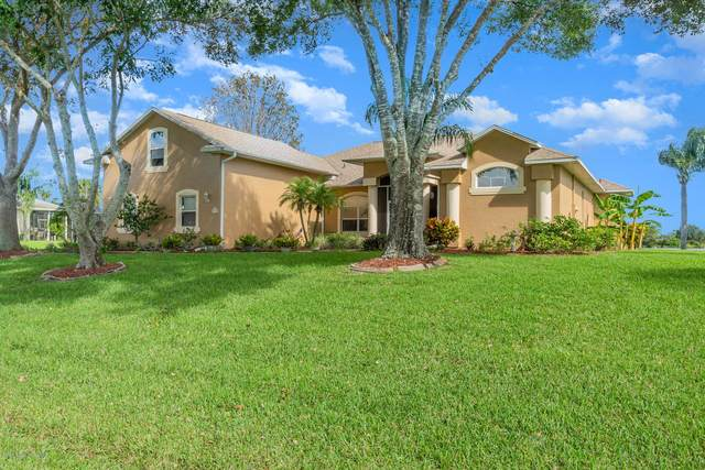 335 Lake View Lane, Grant Valkaria, FL 32909 (MLS #889648) :: Blue Marlin Real Estate