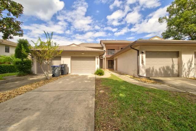 3547 Muirfield Drive, Titusville, FL 32780 (MLS #889653) :: Blue Marlin Real Estate