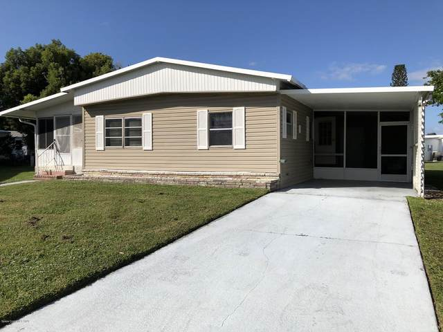 1061 Vista Court NE, Palm Bay, FL 32907 (MLS #889660) :: Premium Properties Real Estate Services
