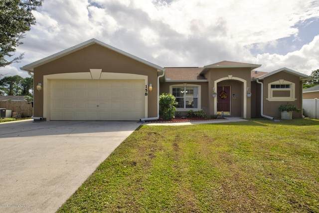 158 Tudor Road SW, Palm Bay, FL 32908 (MLS #889675) :: Premium Properties Real Estate Services