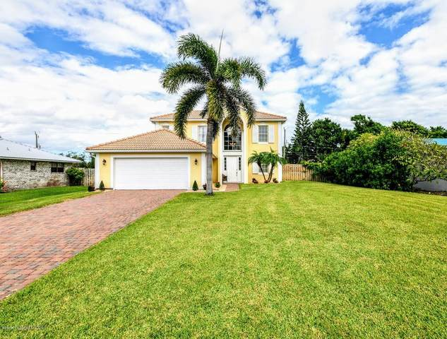 230 Richards Road, Melbourne Beach, FL 32951 (MLS #889681) :: Coldwell Banker Realty