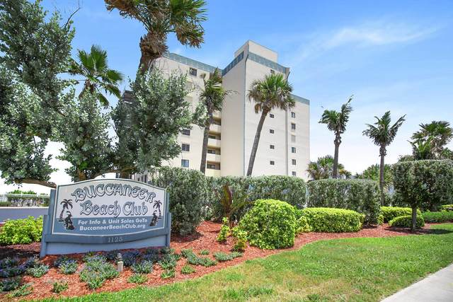 1125 Highway A1a #603, Satellite Beach, FL 32937 (MLS #889698) :: Coldwell Banker Realty