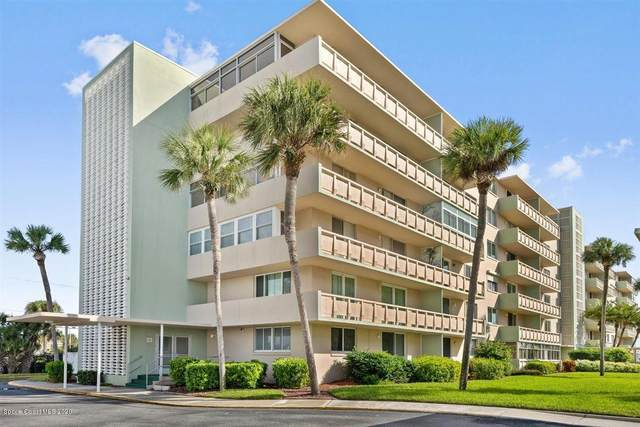 2020 N Atlantic Avenue 302N, Cocoa Beach, FL 32931 (MLS #889699) :: Premium Properties Real Estate Services