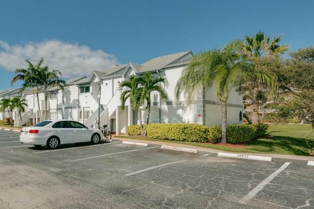 718 Beach Park Lane V286, Cape Canaveral, FL 32920 (MLS #889710) :: Premium Properties Real Estate Services
