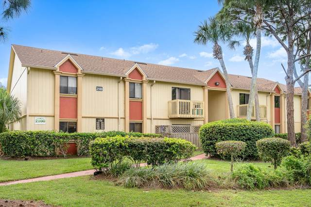 2100 Forest Knoll Drive NE #204, Palm Bay, FL 32905 (MLS #889713) :: Coldwell Banker Realty