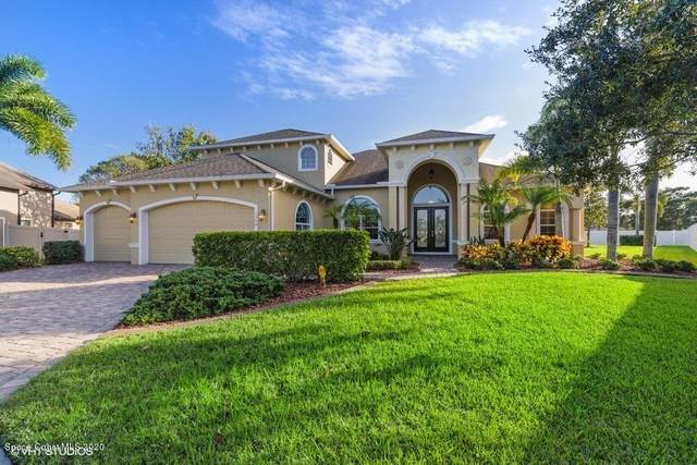 1564 Bonelli Court, Melbourne, FL 32934 (MLS #889730) :: Premium Properties Real Estate Services