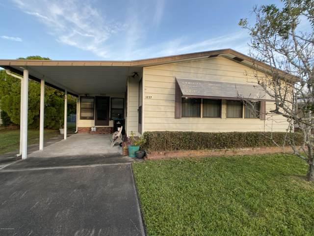 1837 Mango Street NE, Palm Bay, FL 32905 (MLS #889762) :: Coldwell Banker Realty
