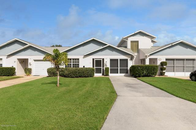 842 Villa Drive, Melbourne, FL 32940 (MLS #889765) :: Premium Properties Real Estate Services