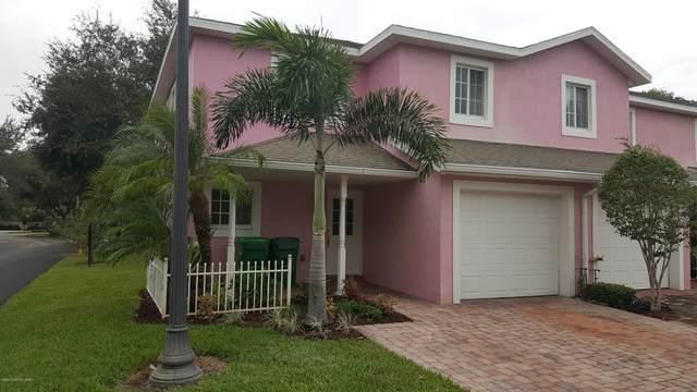 411 Yellow Tail Lane #101, Merritt Island, FL 32953 (MLS #889767) :: Blue Marlin Real Estate