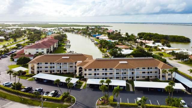 1999 S Banana River Boulevard #211, Cocoa Beach, FL 32931 (MLS #889779) :: Premium Properties Real Estate Services