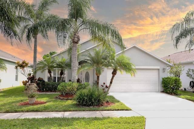 3471 Deer Lakes Drive, Melbourne, FL 32940 (MLS #889788) :: Premium Properties Real Estate Services