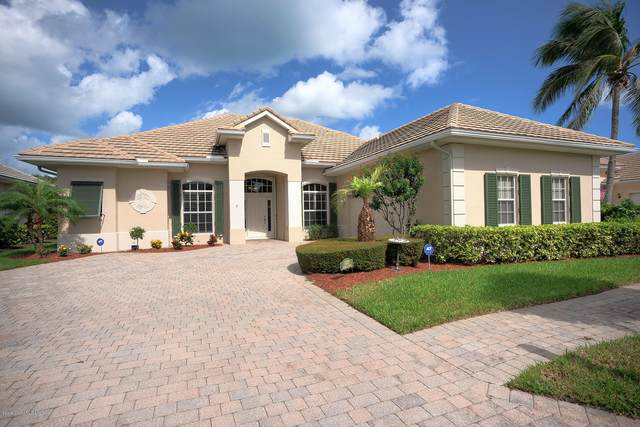 5327 Solway Drive, Melbourne Beach, FL 32951 (MLS #889793) :: Premium Properties Real Estate Services