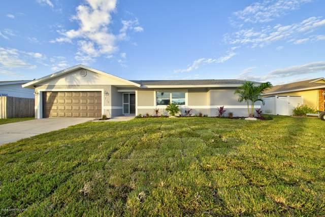 174 Via De La Reina, Merritt Island, FL 32953 (MLS #889797) :: Premium Properties Real Estate Services